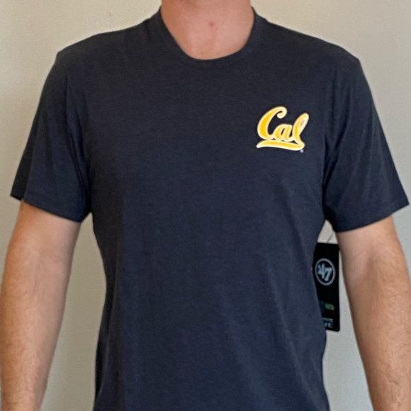 Other - Cal Golden Bears front back logo tee